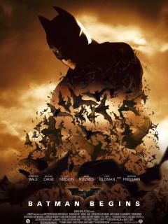 Batman Başlıyor HD İzle | HD